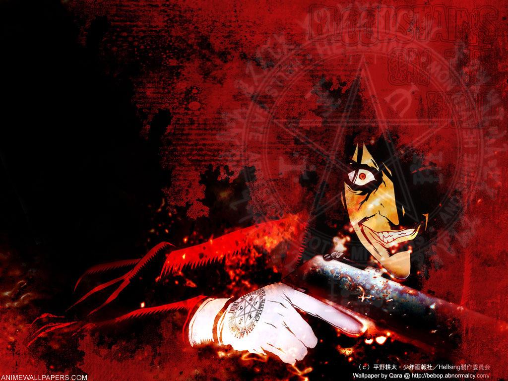 Wallpapers Hellsing Passion Japon Le Royaume Du Japon Mangas